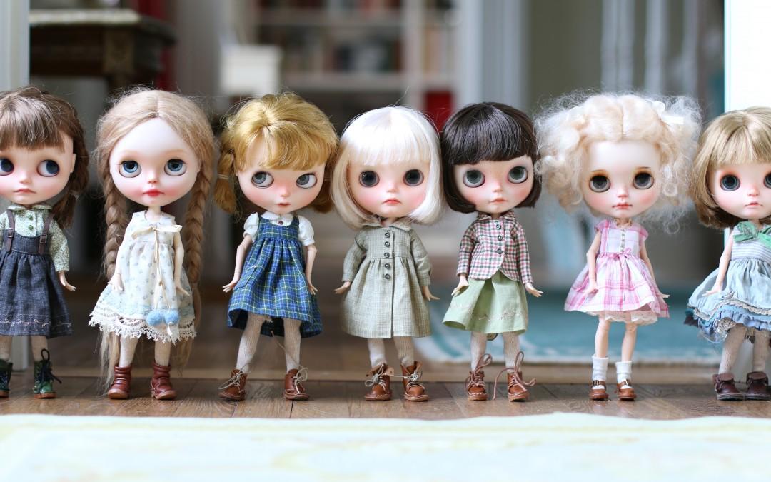 Meet The Girls!